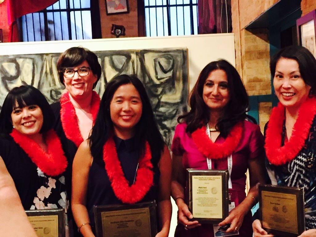 APALA Award pic