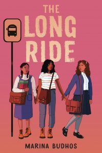 The Long Ride by Marina Budhos - book cover